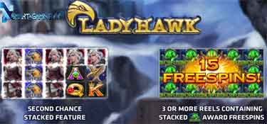 Slot Lady Hawk